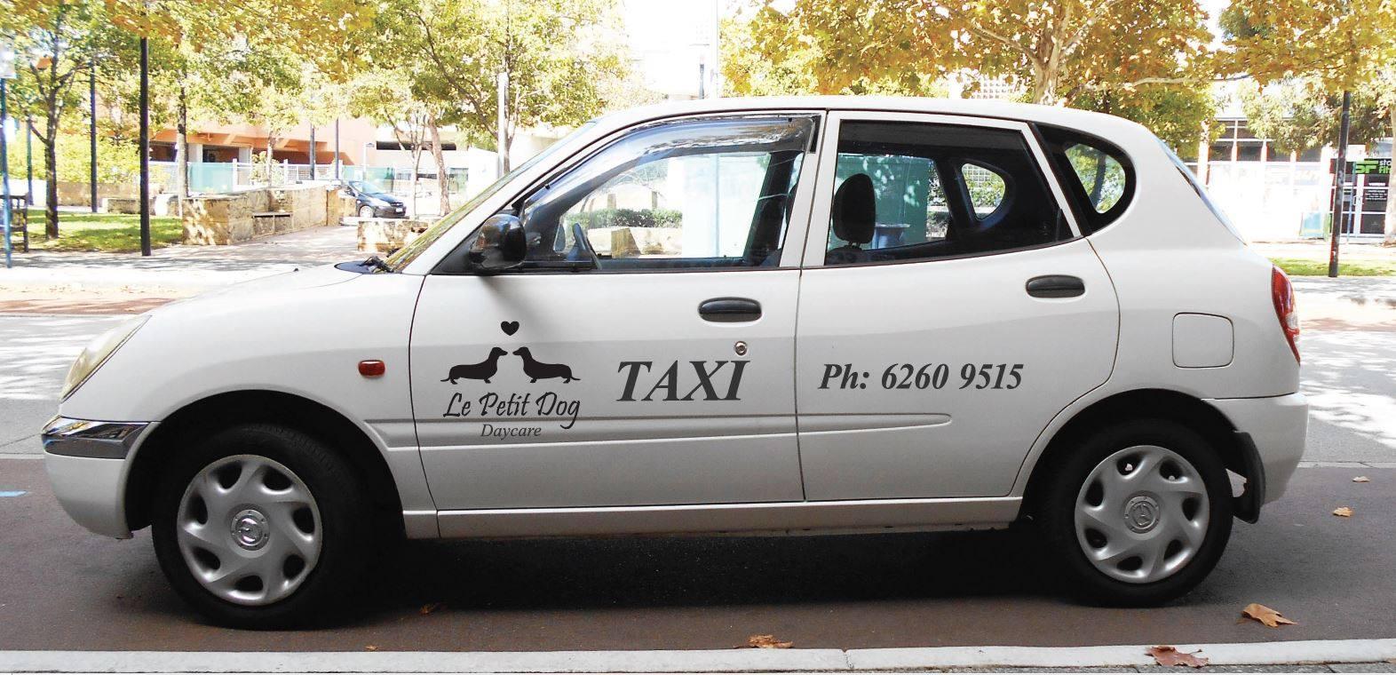 dog taxi perth